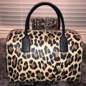 Kate Spade Dunne Lane Leopard purse